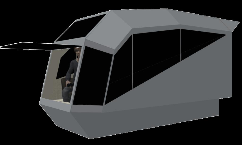 CyberKat 3D Modell Bild10-1