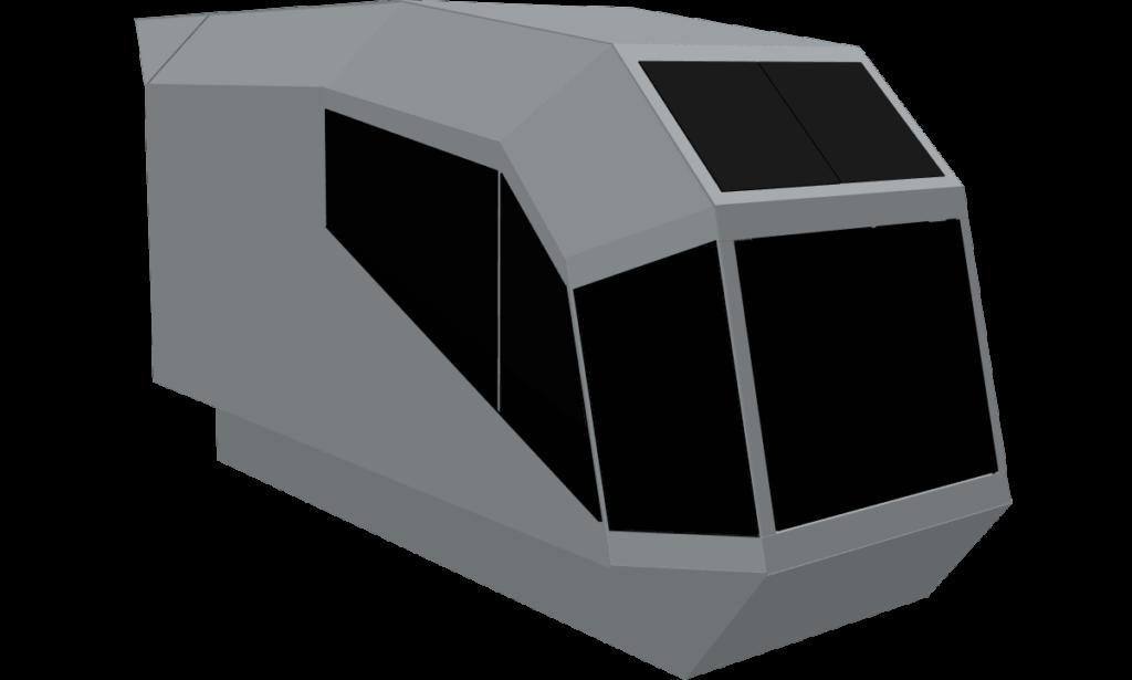 CyberKat 3D Modell Bild2