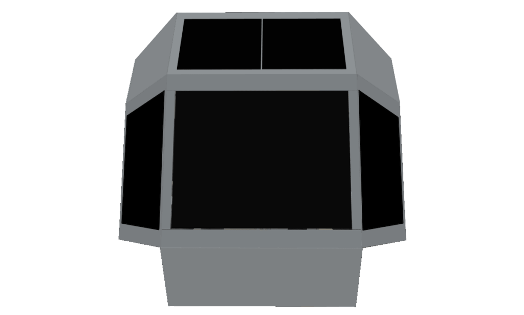CyberKat 3D Modell Bild3