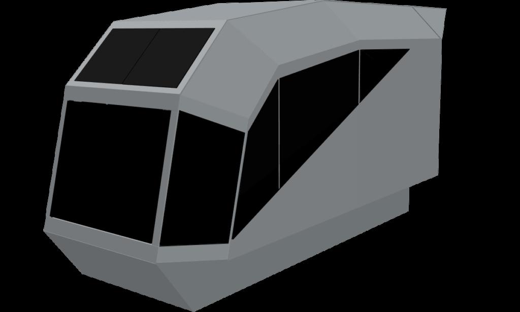 CyberKat 3D Modell Bild4