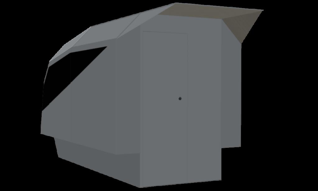 CyberKat 3D Modell Bild6