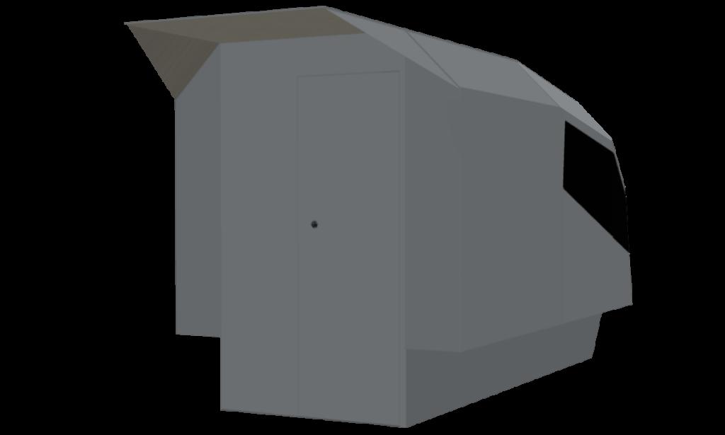 CyberKat 3D Modell Bild8