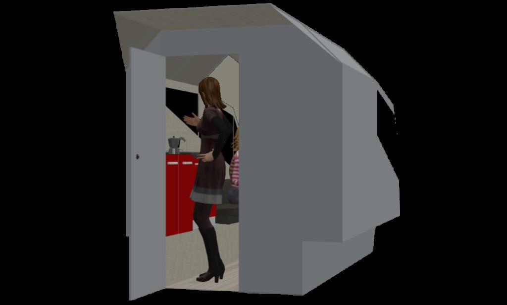 CyberKat 3D Modell Bild9